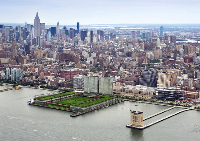 Hudson River Public Space Management